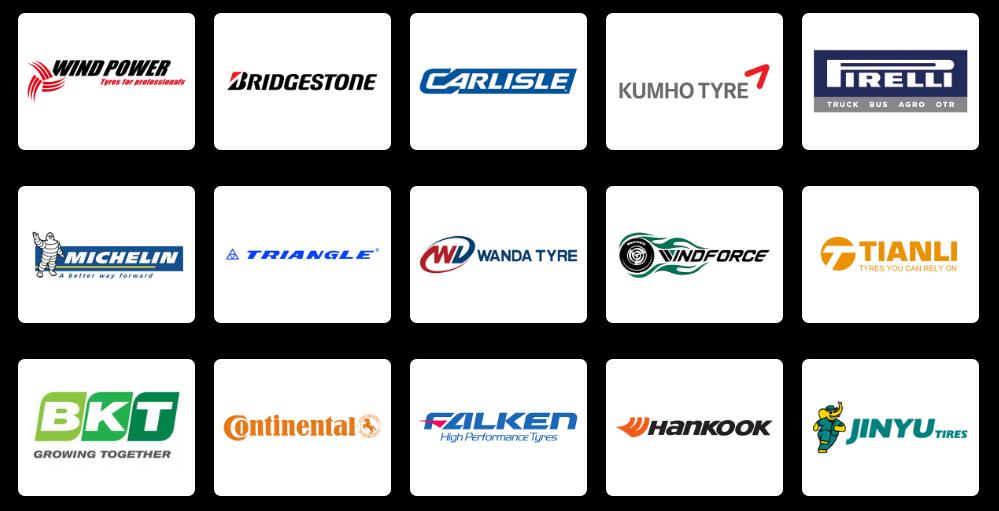 ATV Tyre brands